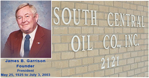 South Central Oil History